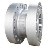 Special Double Flanged Dual Plate Check Valves